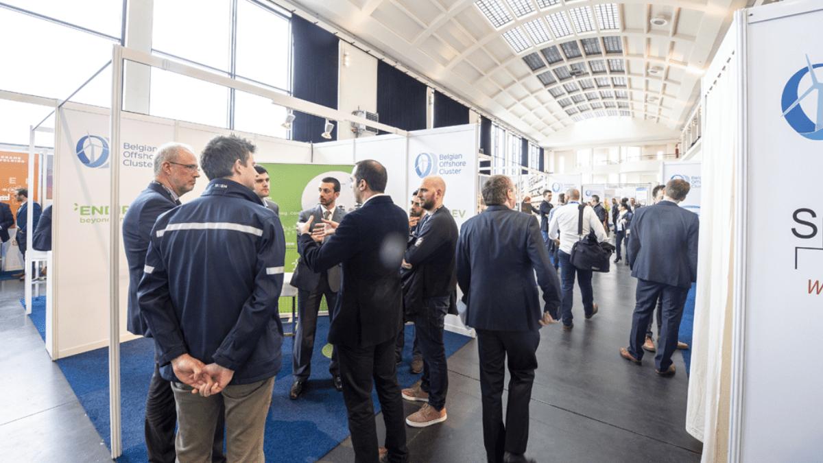 Endiprev at Belgian Offshore Days 2019
