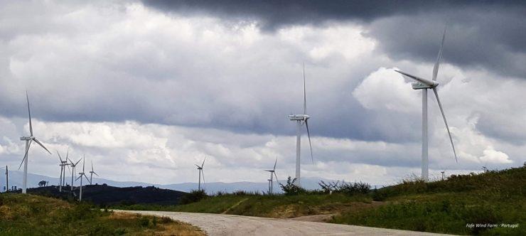 Fafe wind farm