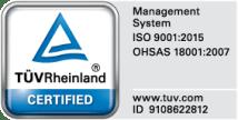 Endiprev Management System Certification