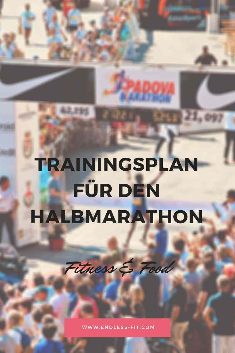 Trainingsplan Halbmarathon