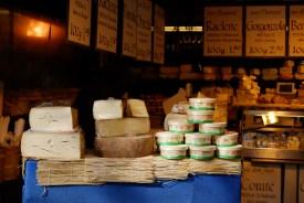 Tölzer Kasladen auf dem Viktualienmarkt