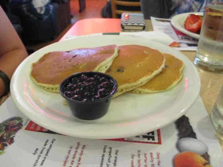GLUTEN FREE GUIDE: The Original Pancake House
