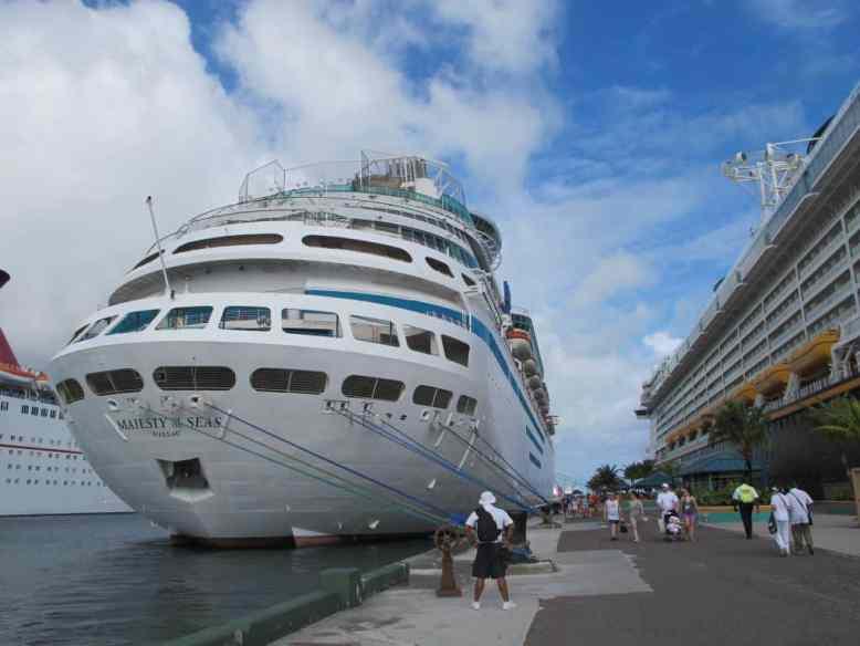 GLUTEN FREE GUIDE: Royal Caribbean Cruise
