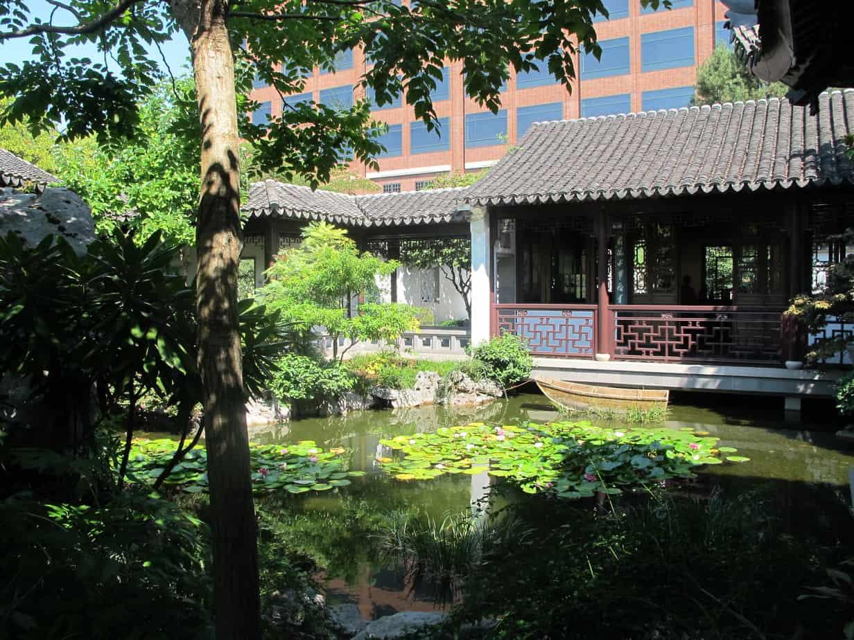 Portland 39 S Lan Su Chinese Garden