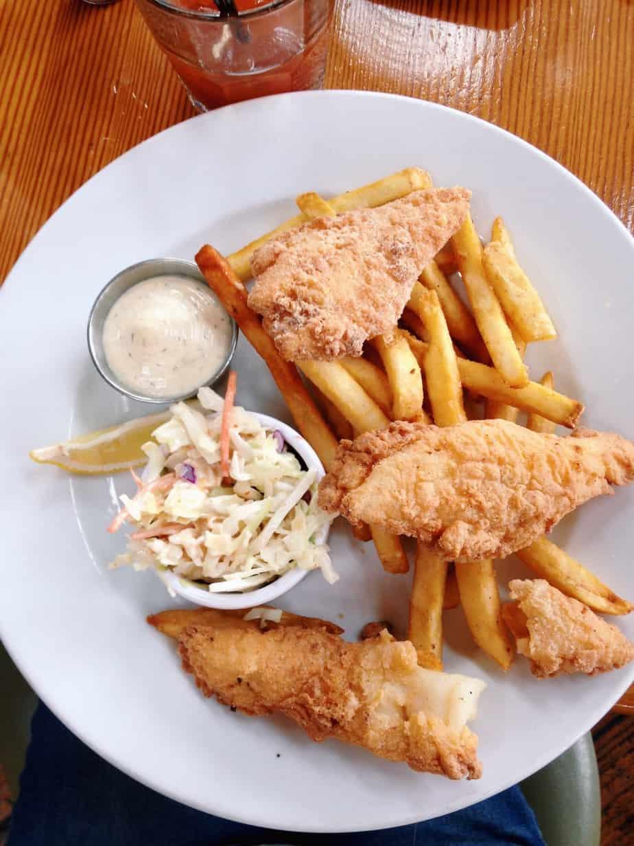 Fast Food In Astoria Oregon