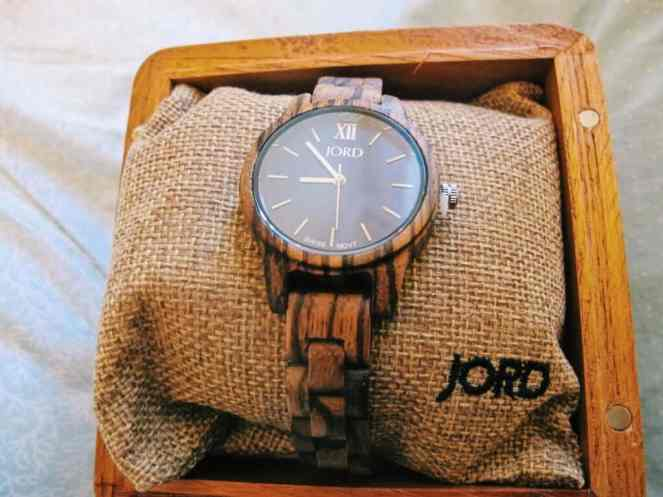 Less Scrolling, More Traveling with JORD Watches (+ Giveaway)