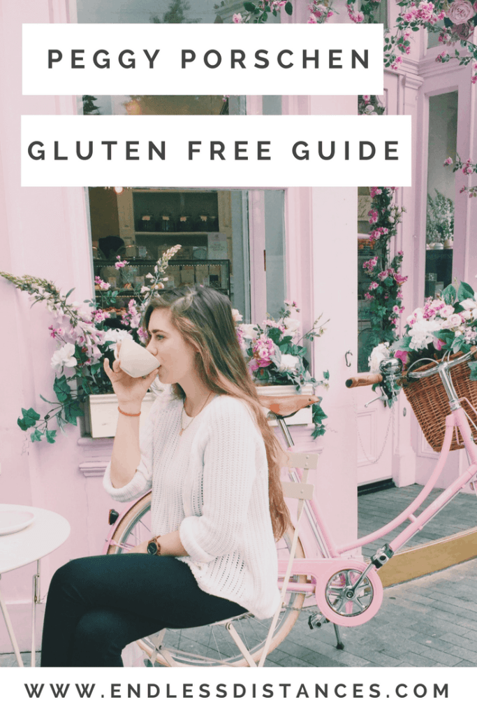 I'm letting out the secrets on Peggy Porschen gluten free options - even those of us who are gluten free can enjoy London's pink bakery!