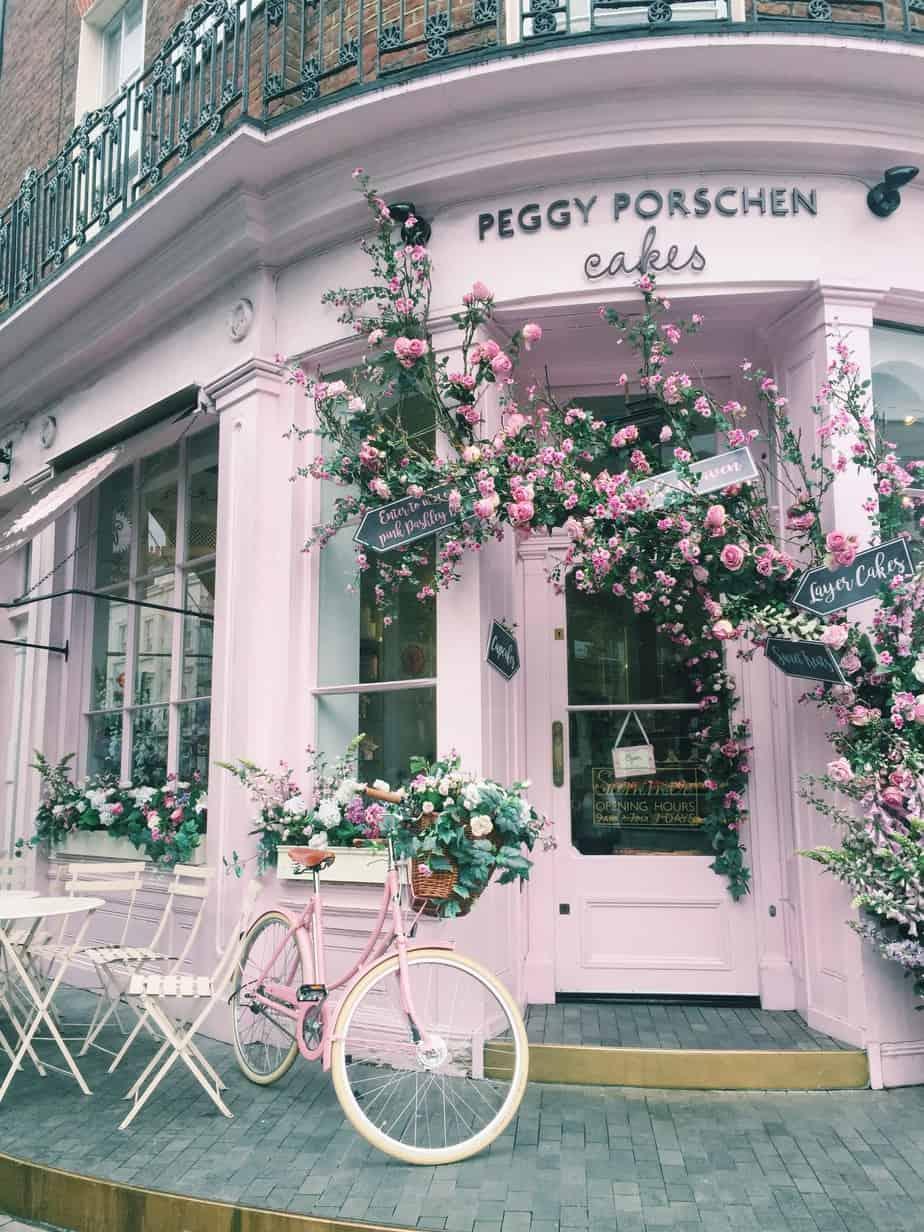 Peggy Porschen Gluten Free Guide: The Pinkest Bakery in ...