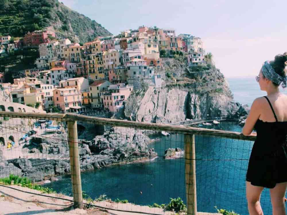 Looking for gluten free Cinque Terre restaurants? Check out the best gluten free options in this village by village guide written for celiacs. #glutenfreecinqueterre #glutenfreeitaly