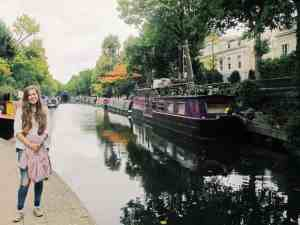 London's hidden gem Little Venice is rising on the tourist radar. If you're curious what to do in Little Venice London, then read on for my guide!