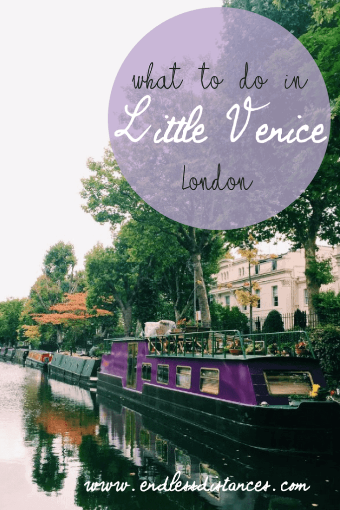 London's hidden gem Little Venice is rising on the tourist radar. If you're curious what to do in Little Venice London, then read on for my guide! #london #travel #littlevenice #londontravel
