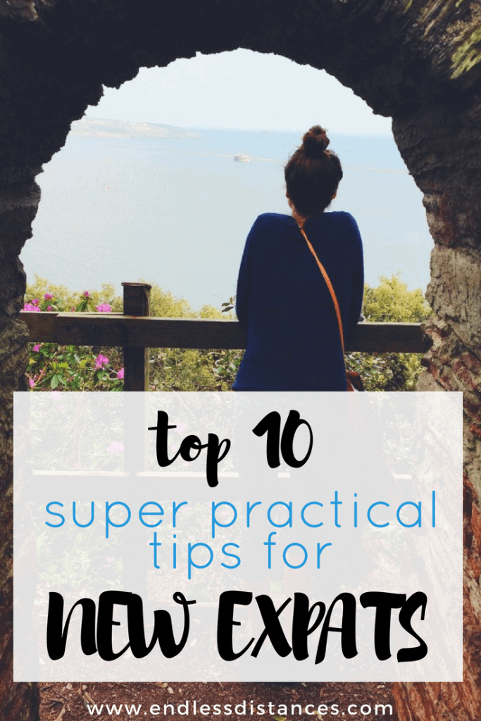 Moving abroad is thrilling, but so much can go wrong. SO MUCH. Trust me, I've been there. Read on for my super practical tips for new expats, inspired by my own mistakes after living abroad in England.