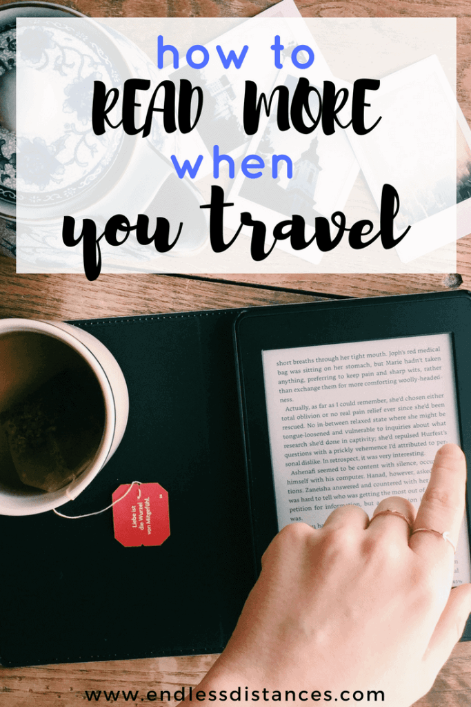 It turns out reading during travel can be challenging! If you want to learn how to read more on the go, read on for the top 7 tips from a longterm traveler. From free kindle books, to great online book clubs, to the cutest cases, this is your how to guide for reading during travel!