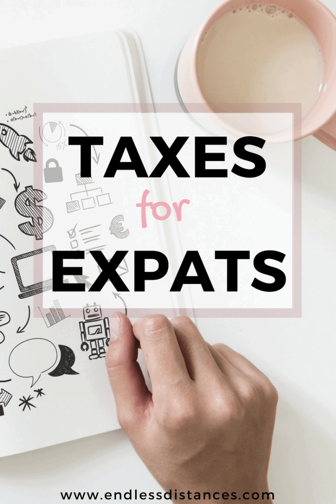 The US is one of only two countries that mandates their citizens still pay taxes, even if they live abroad! Completing taxes for expats is complicated, confusing, and obscure. In this post you'll learn the what, why, and how of taxes for expats. #taxes #expats #taxesforexpats #expatlife #travel