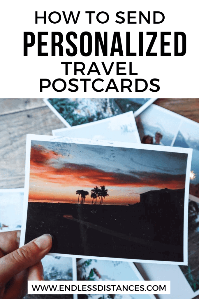 Ever dreamed of sending a personalized postcard from your travels? With this company, you can send a postcard online with the click of a button. #mypostcard #onlinepostcard #sendapostcardonline #travel #snailmail
