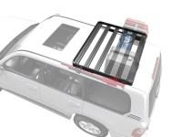 Front Runner Slimline II Toyota Land Cruiser 100 Roof Rack ...
