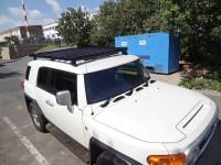 Front Runner Slimline II Toyota FJ Cruiser Roof Rack (Full ...