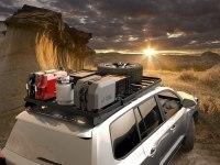 Front Runner Slimline II Full Rack - Toyota Land Cruiser ...