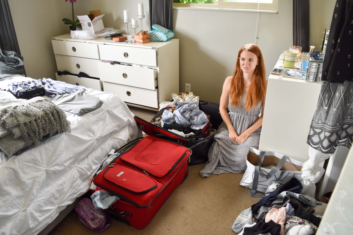 Packing for five months abroad in one suitcase! Especially helpful for study abroad students or travelers looking to pack light. Find out how I did it!