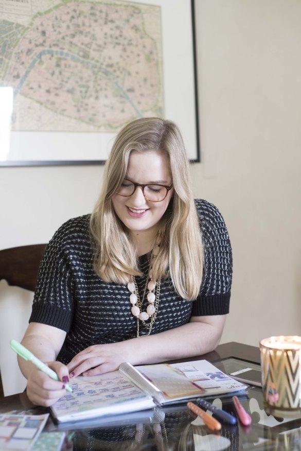 How I Use My Erin Condren LifePlanner in College