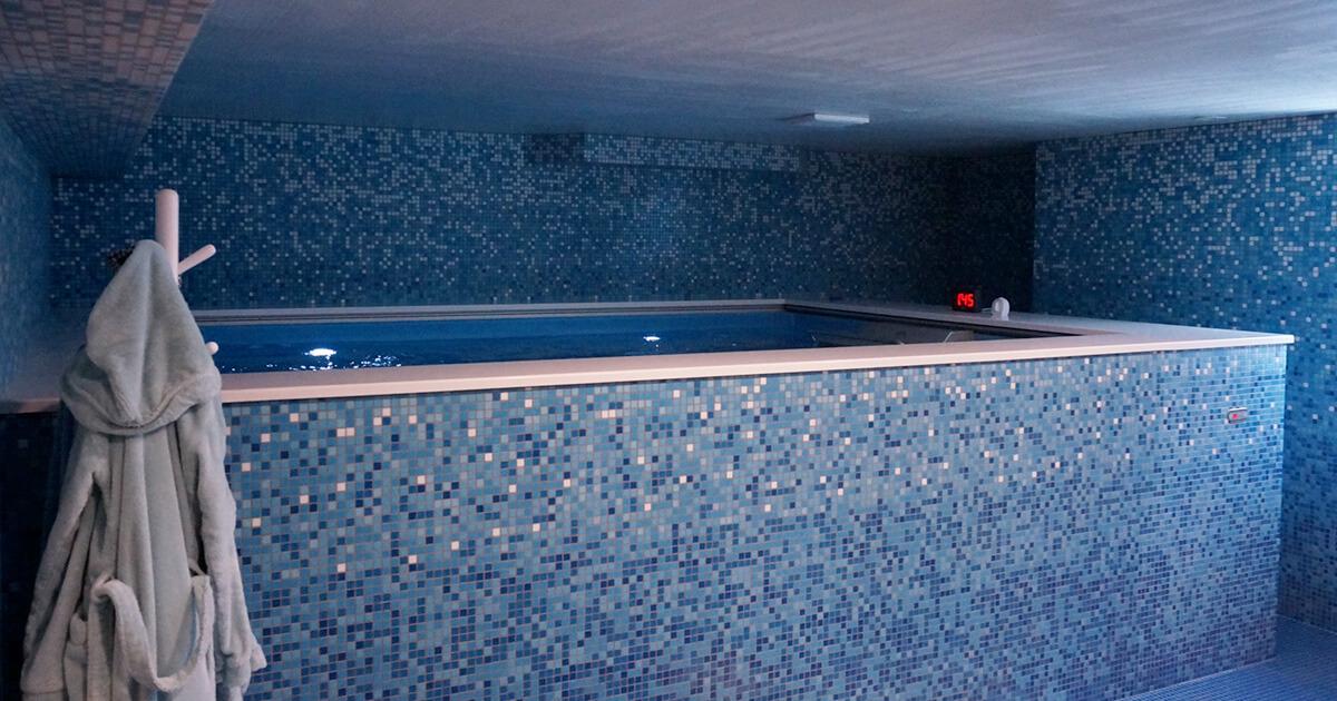 Basement Pool  Pool Basement  Endless Pool in Basement
