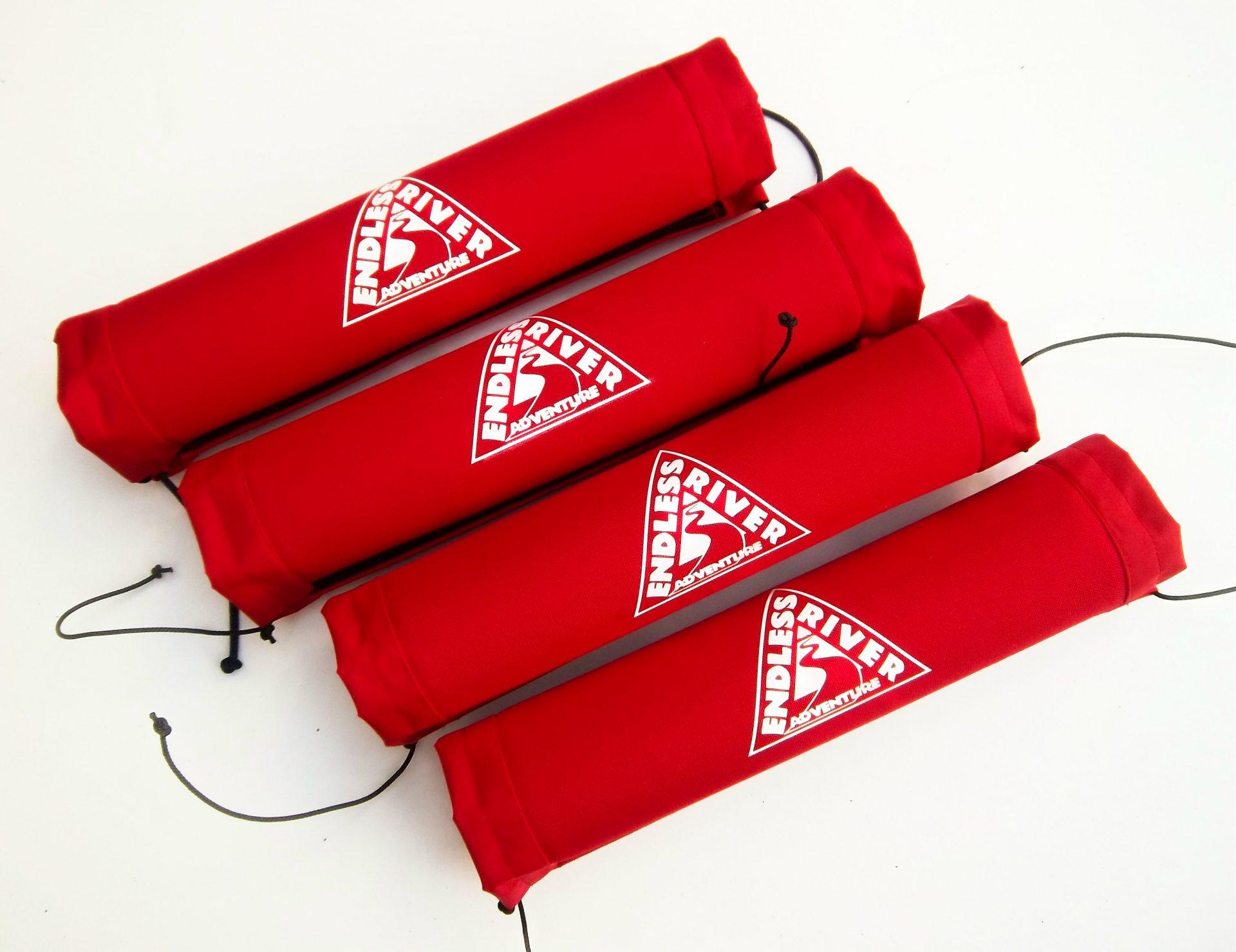 canoe roof rack pads set of 4 pads