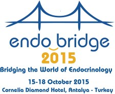 EndoBridge 2015, Antalya, Turkey, October 15-18, 2015