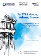 7th EYES Meeting, 13-15 September 2019, Athens, Greece