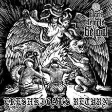 Black temple Below/Guevnna - Ereshkigal's Return / Untitled - LP
