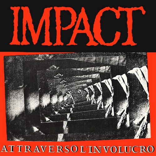 Impact - Attraverso l'involucro - LP