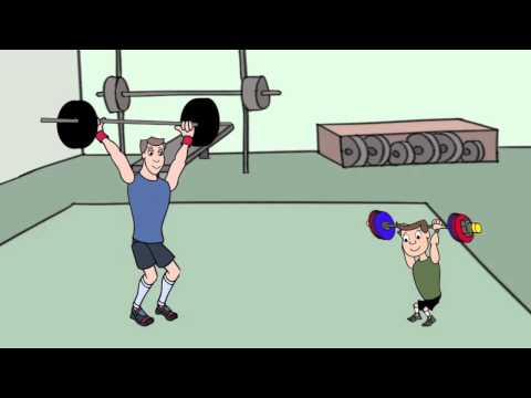 WOD Toys: CrossFit Kids