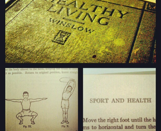 The 1920's Knew Fitness, We Just Forgot…