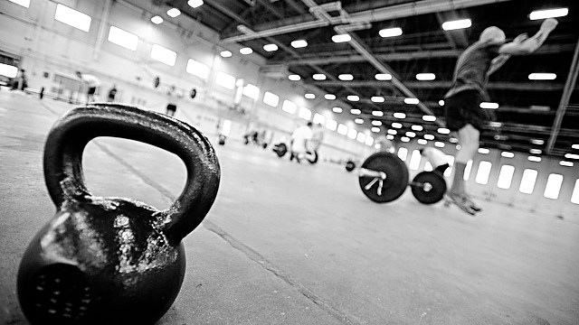 How to Build a Kettlebell in 36 Seconds