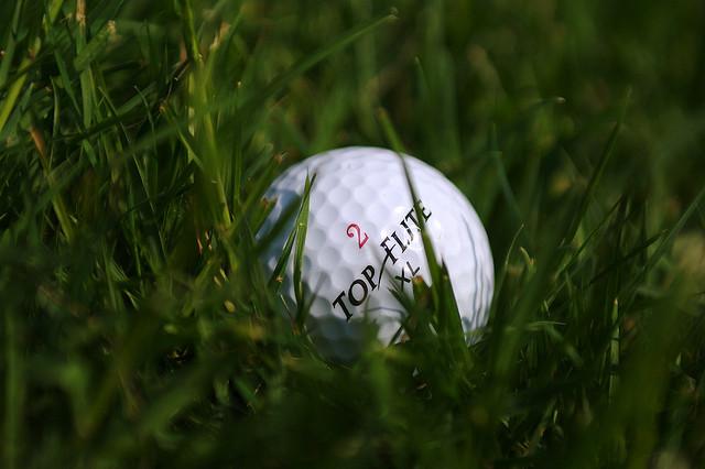 Making Fitness & Health A Golf Ball