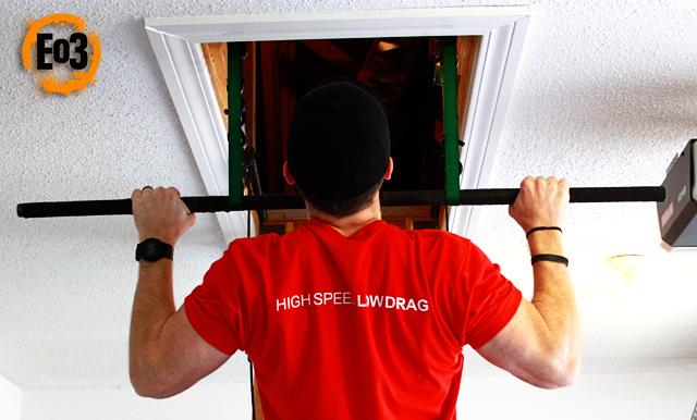 How to install a pull up bar in the garage gym sealgrinderpt