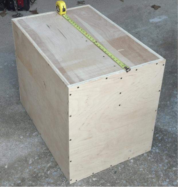 Build A Plyo Box