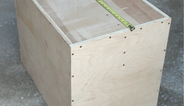 How to Build a(nother) Plyometric Box