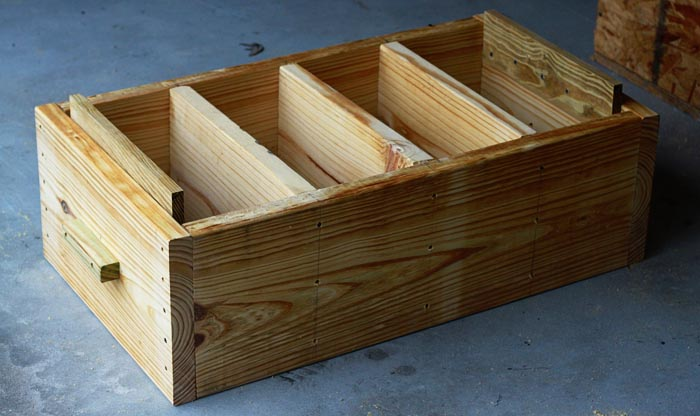 DIY Jerk Box