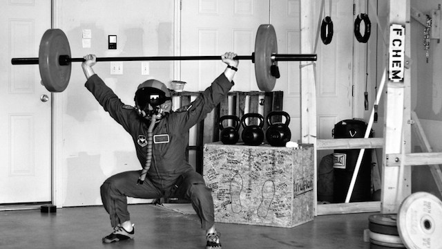 Use a Fighter Pilot's Brain to Conquer High Intensity Workouts