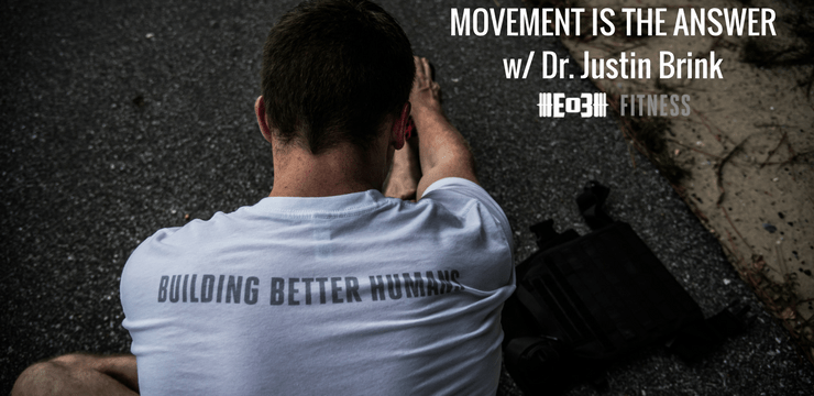 Movement is the Answer with Dr. Justin Brink
