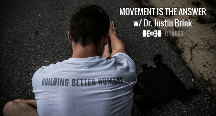 chiropractor, movement, betterhumanology, justin brink