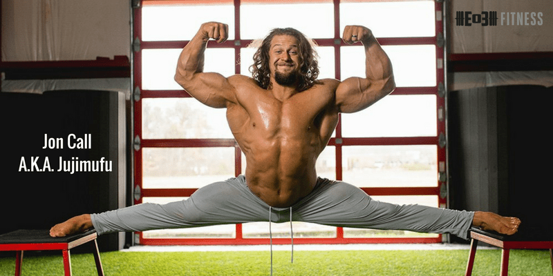 Jon Call A.K.A. Jujimufu on Mastering Your Craft and Being the Anabolic Acrobat