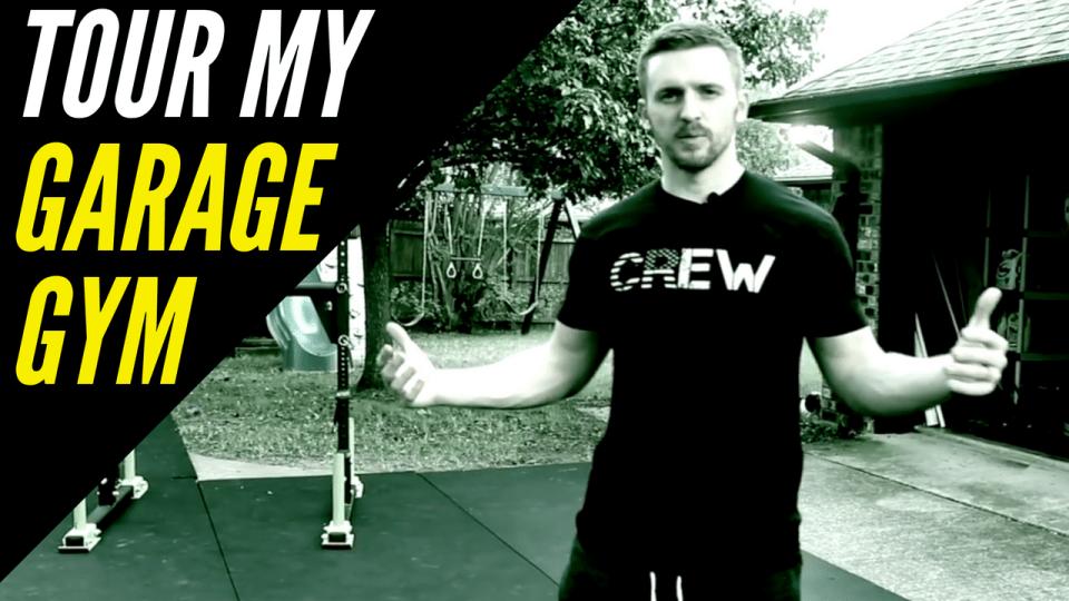 Garage Gym TV & Season 2 Finale!
