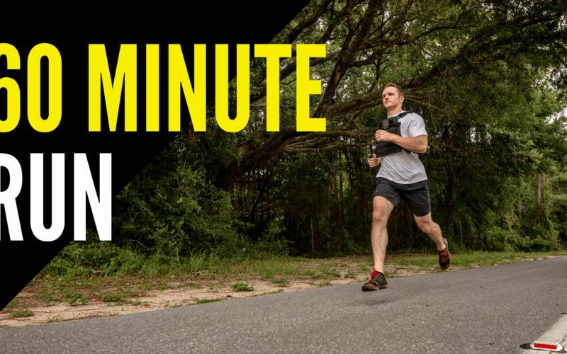 60 Minute Run for MAX Meters