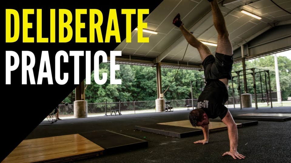 Deliberate Practice and Why You AREN'T Seeing the Results you SHOULD!!