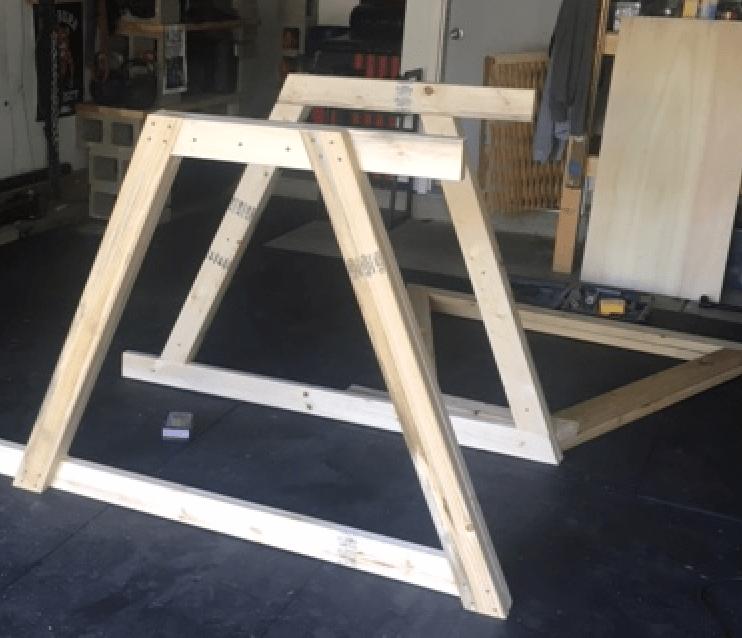 Diy reverse hyper tutorial for the garage gym athlete