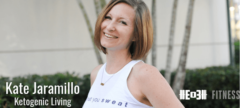 Kate Jaramillo on Ketogenic Living & Performance (and more!)