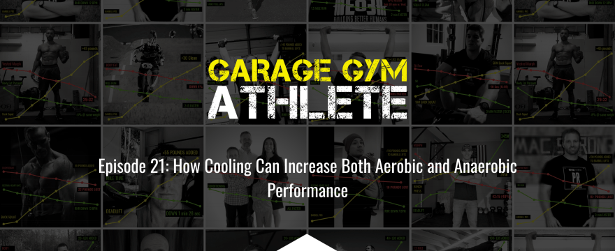 end of three fitness, fitness, cooling, increase performance, garage gym, garage gym athlete