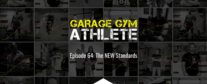 garage gym, garage gym athlete, end of three fitness, fitness, the new standards, eo3 5k, caloric restriction, anabolic response, fit week