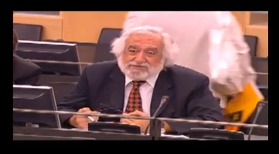 Preguntas Parlamentarias por la Endometriosis. Josep Maldonado CiU